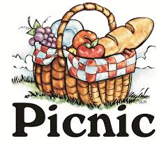 Image result for group picnic clip art