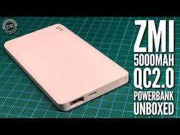 Xiaomi <b>ZMI QB805</b> 5000mAh 8.65mm QC2.0 Quick Charge <b>Power</b> ...