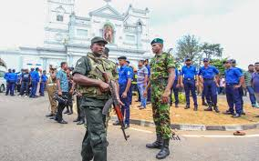 Dead And Breakfast Suspect Chart Answers How Sri Lanka Suicide Bomber Stood In Line For Hotel