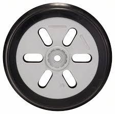 <b>Опорная тарелка bosch</b> 2608601051 150 мм мягкая для pex