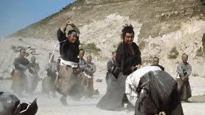 Image result for lone wolf and cub baby cart to hades