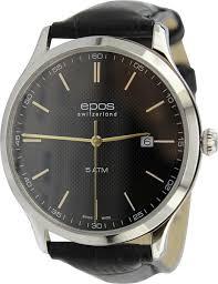 <b>Мужские</b> швейцарские наручные <b>часы Epos 7000.701.20.95.25</b>