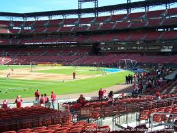 Busch Stadium Seat Views Section By Section