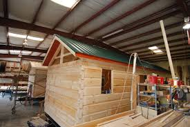 oak log cabins: watch your cabin being built dsc  watch your cabin being built