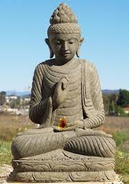 sold green stone garden buddha statue 40 83ls76 hindu s buddha statues