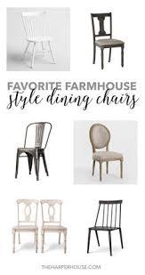 farmhouse dining chairs so many beautiful budget friendly options farmhouse dining chairs