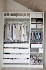 Bedroom Closet Design Ideas Extraordinary Minimalist Closet Design Ideas For Your Small Room Diy Pinterest