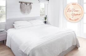Athena Calderone helps you make your bed | Well+Good