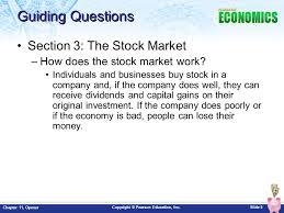 Chapter 11 Financial Markets Opener Ppt Video Online Download