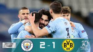 Manchester City vs Dortmund 2-1 Extended Highlights & All Goals 2021 HD -  YouTube
