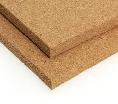 large sheets of cork board