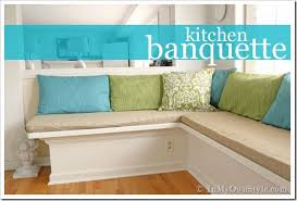 no sew banquette cushion covers to diy