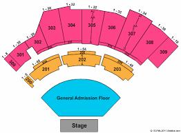 The Wharf Amphitheatre Seating Chart