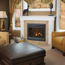 napoleon s direct vent gas fireplaces do not require a chimney and can be vented directly through a wall or roof the direct vent draws its combustion air