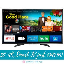 If you are looking for 55\u2033 TVs, this is a good deal on the Toshiba LED 2160p Smart 4K Ultra HD TV! It\u0027s sale just $349.99 which Best Black Friday TV Deals \u0026 Cyber Monday Sales 2018