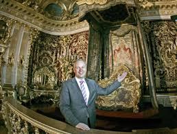 Herrenchiemsee Paradeschlafzimmer Von Märchenkönig Saniert Bayern