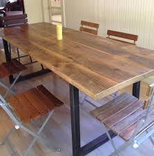 dining room furniture los angeles. reclaimed wood dining room table los angeles rustic furniture t