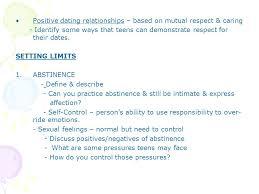 Responsible Relationships - ppt video online download
