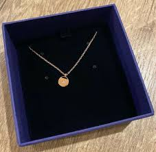 swarovski 5548069 rose gold color small