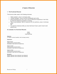 Current Resume Formats Beautiful Cover Letter Types Choice Image