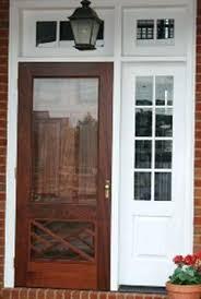 the wood storm doors wooden with interchangeable screen and window inserts door designs wooden storm doors