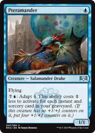 Izzet Drakes With Pteramander Might Be The Best Deck In