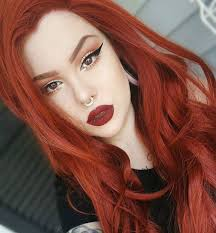 best makeup for bright red hair and brown eyes mugeek vidalondon