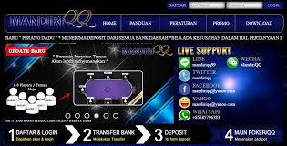 MAHIRQQ - Situs Daftar & Login Judi Pkv Games Online