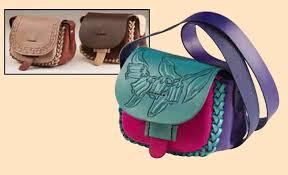katie leather purse kit leathercraft kit