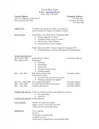 ... Wonderful How To Fill Out A Resume 9 How To Fill A Resume ...