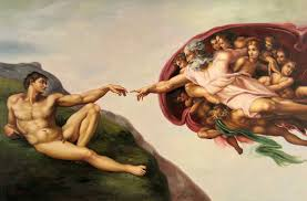 The Creation of Adam (Michelangelo Buonarroti)