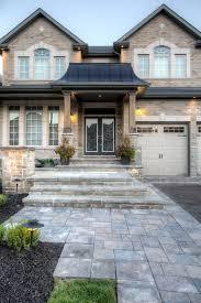 patio steps house entrance walkway design