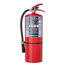 Fire Extinguisher Sizes Chart Product Detail