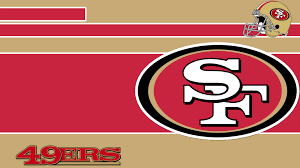 49ers logo poster wallpaper
