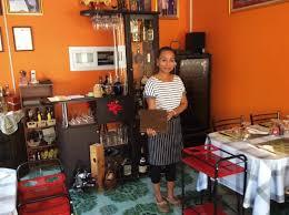 Restaurant Hostess Buriram Satuek Swiss Steakhouse Restaurant Hostess Picture