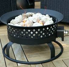 small gas fire pit round table rectangular target
