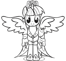 Small Picture princess twilight coloring pages 100 images prissy ideas mlp