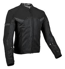 street steel barrett mesh jacket