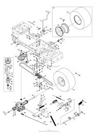 25 images of craftsman lt2000 mower deck diagram