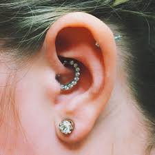 Ear Piercing Chart For Anxiety Ear Piercings As Acupuncture Therapy Almost Famous Body