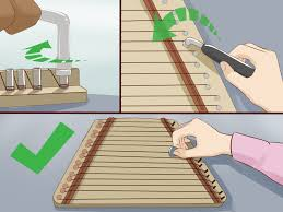 How To Tune A Lap Harp 9 Steps With Pictures Wikihow