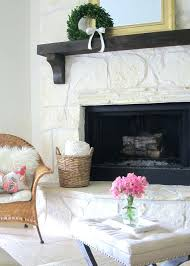 paint rock fireplace how to paint stone fireplace awesome at best painted stone fireplace ideas on paint rock fireplace