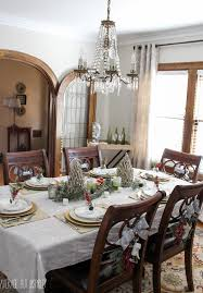 5 Tips For Decorating The Dining Room For Christmas