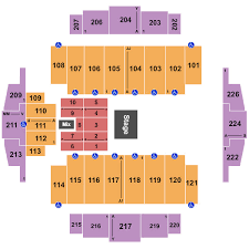 Tacoma Dome Seating Chart With Rows Luxury Seattle Event
