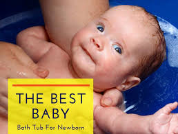 The Best Baby Bath Tub For Newborn - CheekyTummy