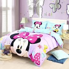disney queen size bedding cotton nick cartoon set duvet cover bed sheet pillow