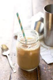 milk and honey iced coffee