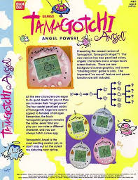 Tamagotchi Angel English Version All The