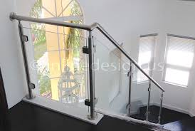 diy interior glass railing ideas