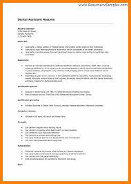 Dental Assistant Resume Objective 100 Dental Assistant Resume Objective Gcsemaths Revision 22